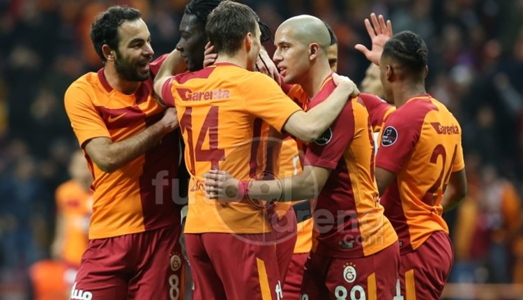 Galatasaray - Bursaspor maçında yaşanan ilginç detay