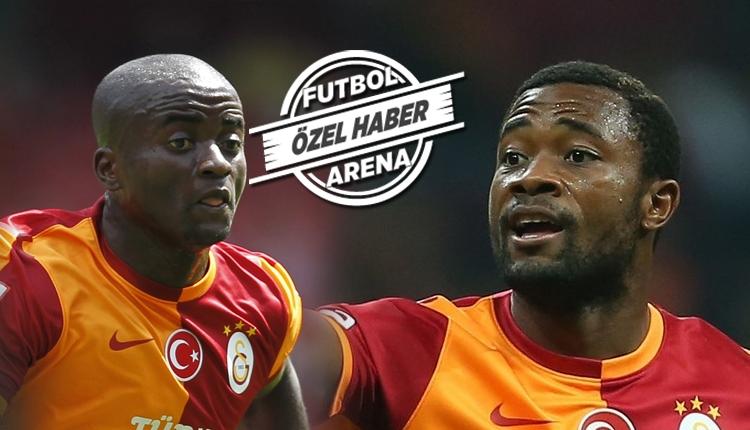 Galatasaray Dany ve Chedjou'ya ödeme yaptı