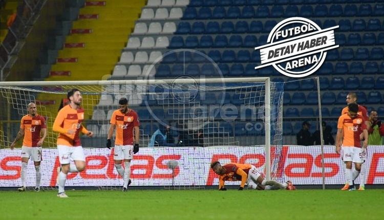 Galatasaray deplasman fobisini yenemedi! Fatih Terim çare olamadı