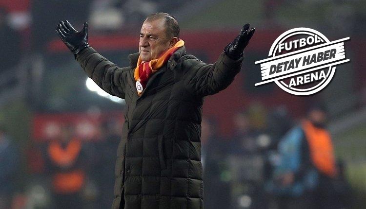 Galatasaray, Fatih Terim ile ilk kez takıldı