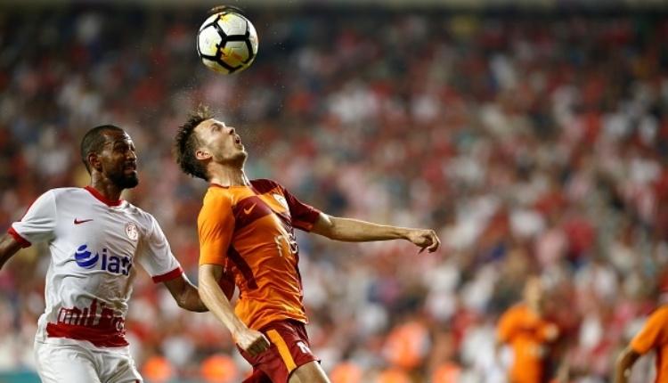 Galatasaray ile Antalyaspor 44. randevuda
