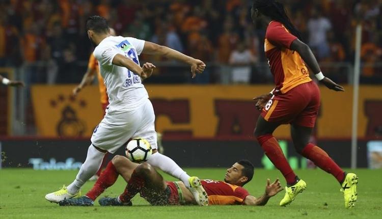 Galatasaray - Kasımpaşa maçı öncesik eksik ya da cezalı oyuncular