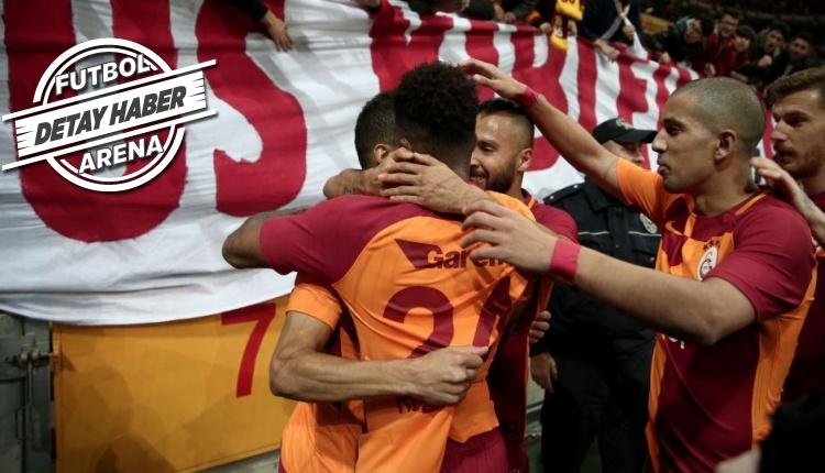 Galatasaray, Türk Telekom Stadyumu'nda yenilmiyor