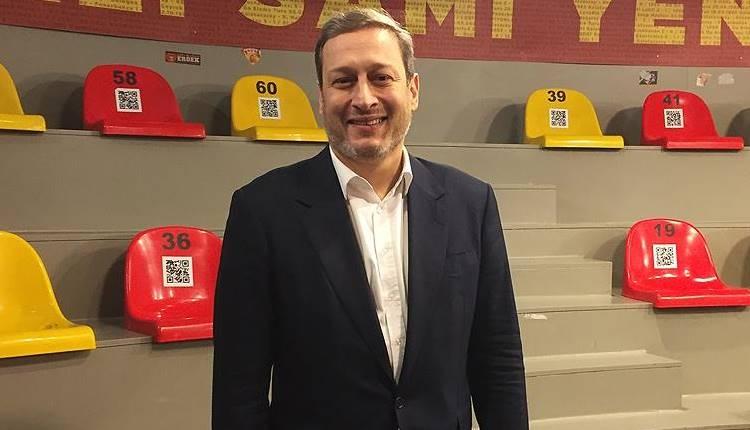 Galatasaray yöneticisi Burak Elmas'tan TFF'ye cevap