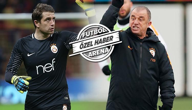 Galatasaray'a Carrasso müjdesi! Terim'e rapor edildi