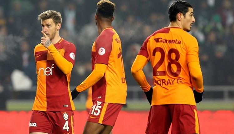 Galatasaray'a sis engeli! İstanbul'a dönemediler