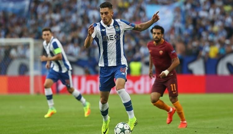 Galatasaray'a transferde Alex Telles'ten iyi haber