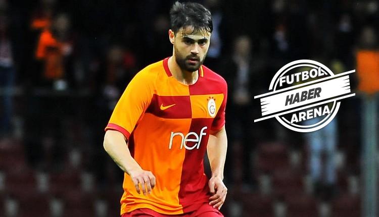 Galatasaray'da Ahmet Çalık sevinci