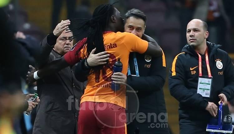 Galatasaray'da Bafetimbi Gomis farkı! Zirvede...