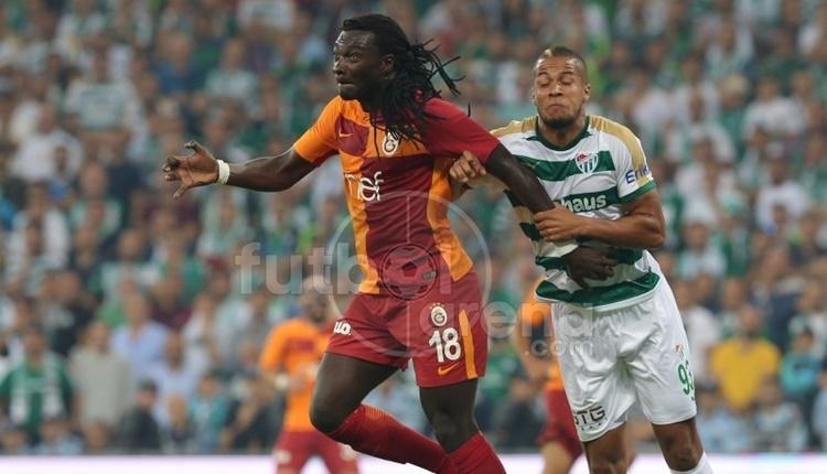 Galatasaray'da Bafetimbi Gomis, Lyon dönemini geçti