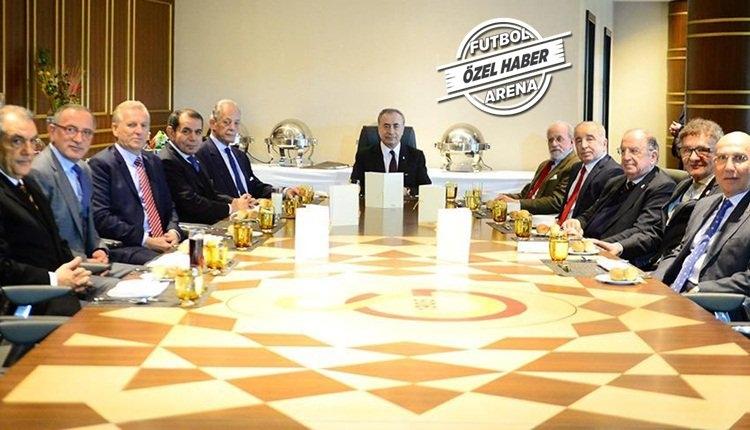 Galatasaray'da barış zamanı! Başkanlar uzlaştı