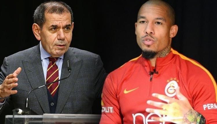 Galatasaray'da bir skandal daha! Dursun Özbek, Sneijder ve De Jong...