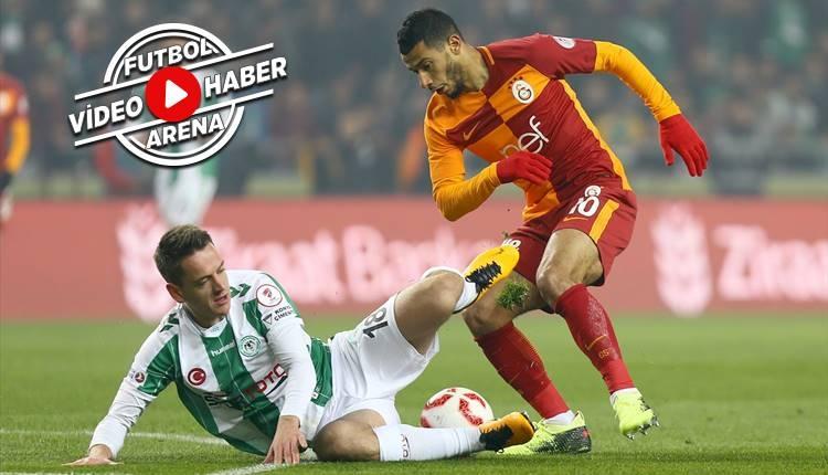 Galatasaray'da penaltı isyanı! Belhanda...