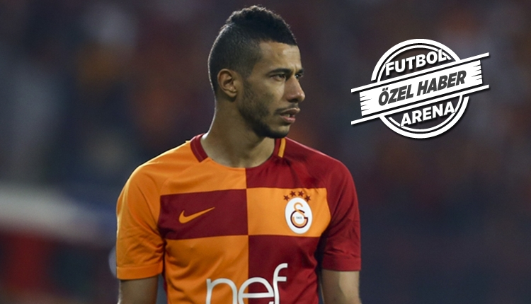 Galatasaray'da Younes Belhanda yeniden 11'de