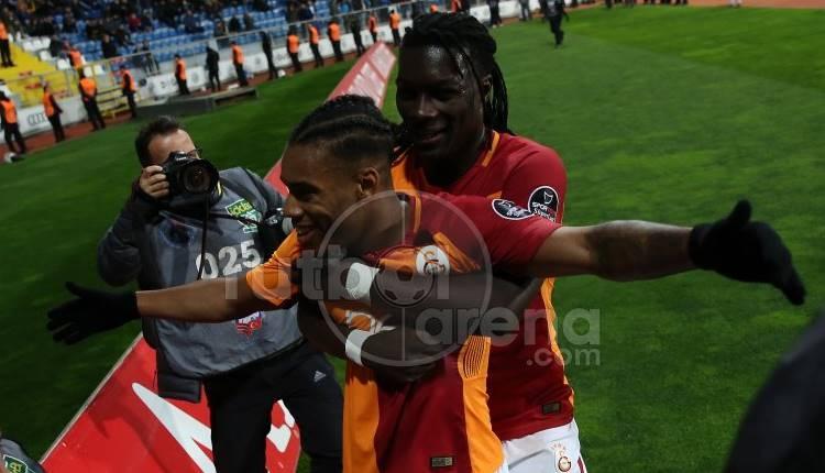 Galatasaray'dan bu sezon bir ilk! Ryan Donk ve Garry Rodrigues