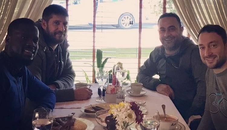 Galatasaray'dan Eboue hamlesi! Hasan Şaş paylaştı