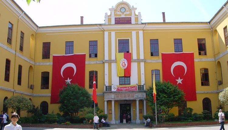 Galatasaray'dan 'Galatasaray Lisesi' yalanlaması