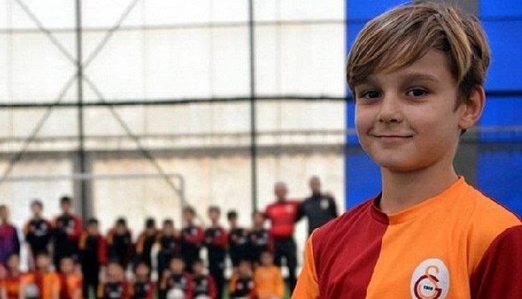 Galatasaray'dan geleceği yatırım! 10 yaşındaki golcü