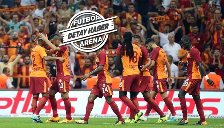 Galatasaray'dan Türk Telekom Stadı'nda müthiş performans
