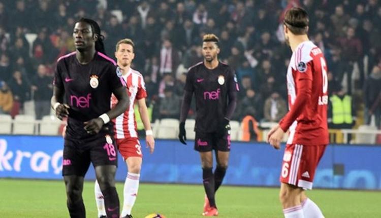 Galatasaray'ın deplasman fobisi yeniden ortaya çıktı
