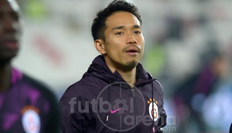 Galatasaray'ın yeni transferi Nagatomo baba oldu