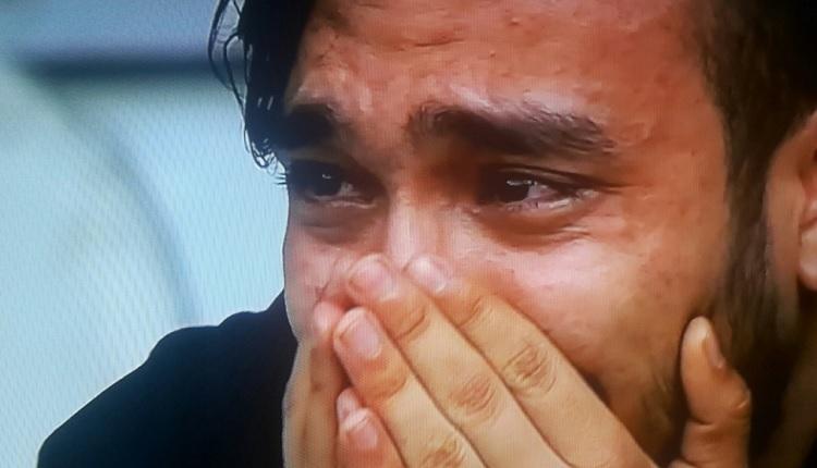 Gaziantepspor taraftarları gözyaşlarını tutamadı! Ankaragücü maçı sonrası yaşanan...