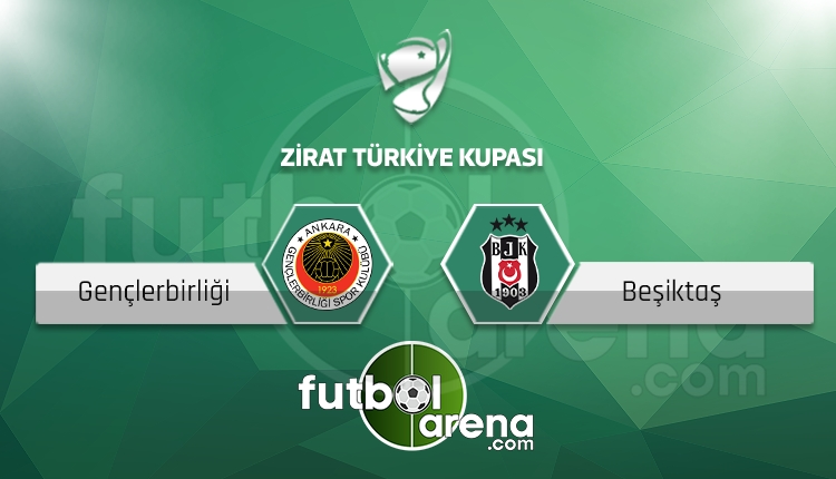 Gençlerbirliği - Beşiktaş rövanş maçı saat kaçta, hangi kanalda? (İddaa Canlı Skor)