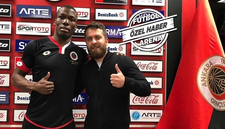Gençlerbirliği'nin transfer sihirbazı Murat Ardıçlık, FutbolArena'ya konuştu