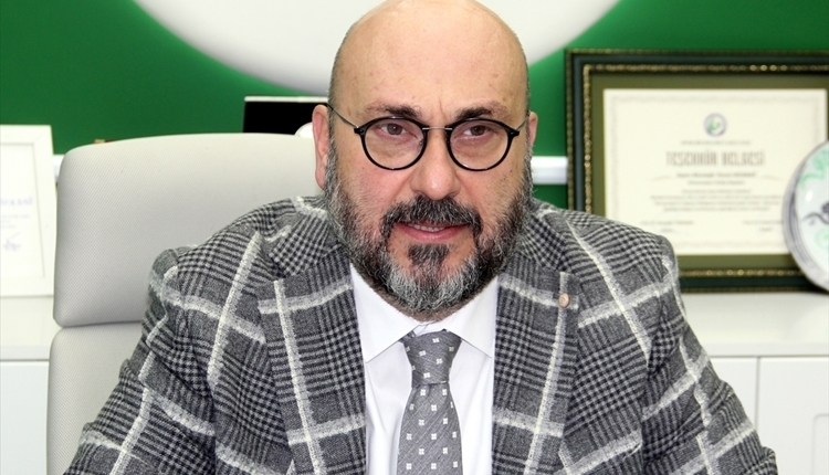 Giresunspor, Metin Diyadin'in istifasını kabul etti! 'Tazminat almadı'