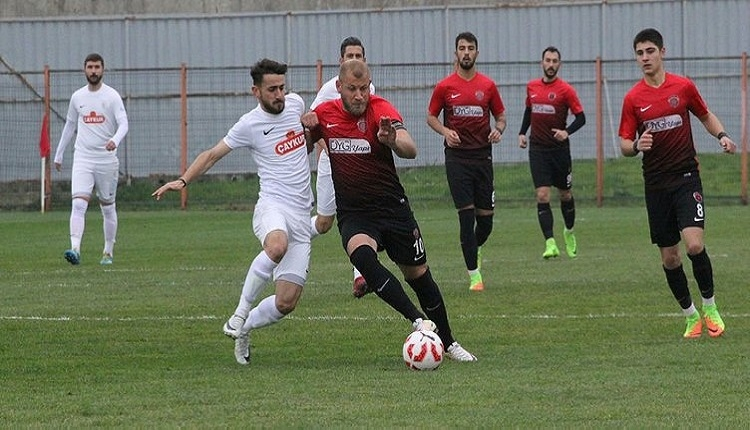 Gölcükspor 6-6 Pazarspor maç özeti ve golleri
