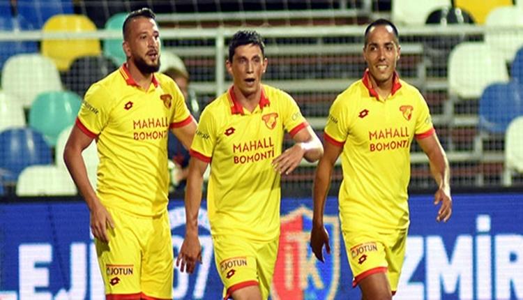 Göztepe, Trabzonspor deplasmanında Avrupa için oynayacak