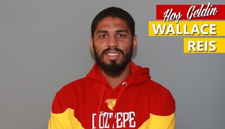 Göztepe, Wallace Reis transferini tamamladı