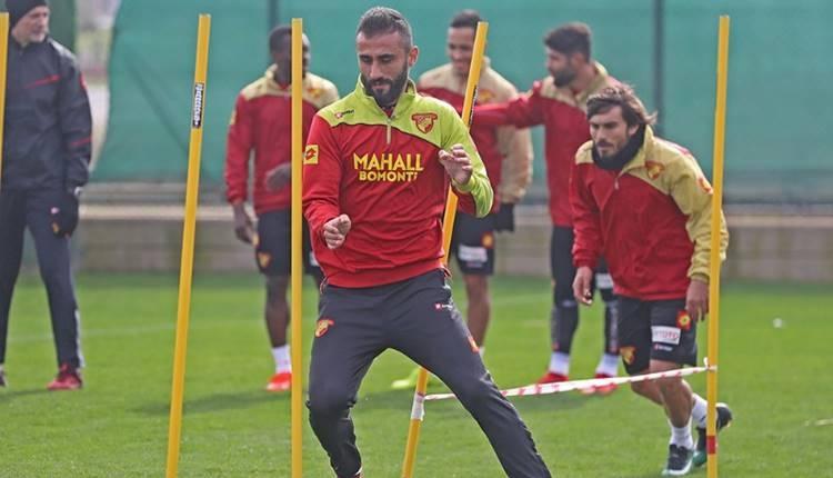 Göztepe'de Gençlerbirliği maçı öncesi sakat, cezalı oyuncular