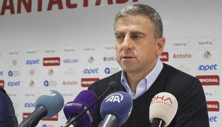 Hamza Hamzaoğlu: 'El Kabir kendini takımın dışına itti'