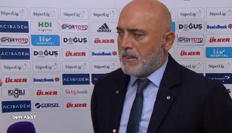 Hikmet Karaman'dan Fenerbahçe açıklaması