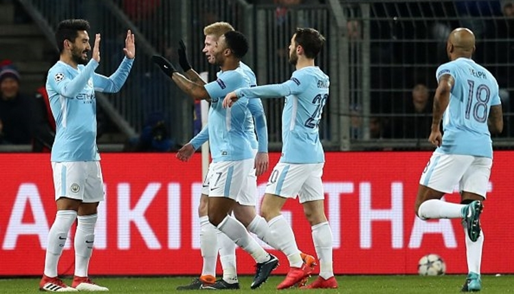 İlkay Gündoğan'dan Şampiyonlar Ligi'nde Basel'e 2 gol (İZLE)