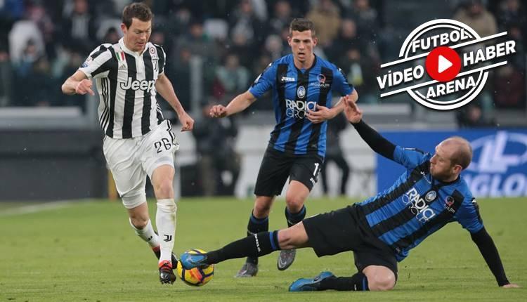 Juventus 1-0 Atalanta maçı özeti ve golleri (İZLE)