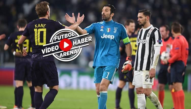 Juventus 2-2 Tottenham maçı özeti ve golleri (İZLE)