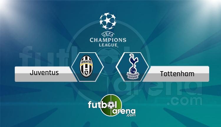 Juventus - Tottenham maçı saat kaçta, hangi kanalda? (İddaa canlı skor)