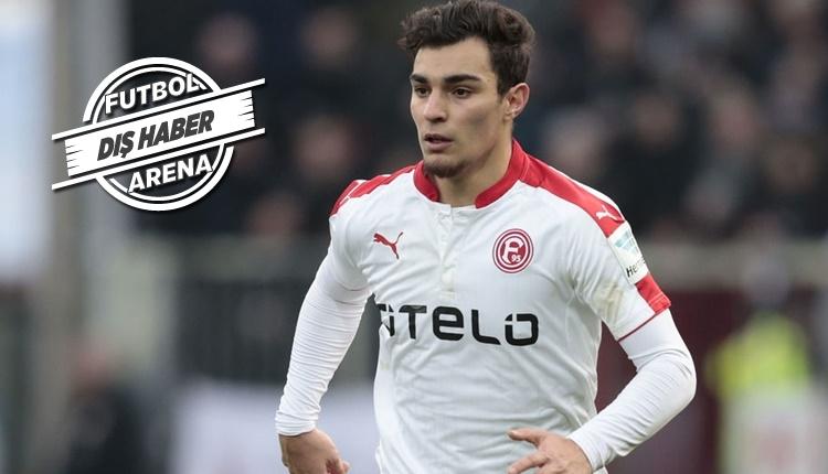 Kaan Ayhan, 2019'a kadar Fortuna Düsseldorf'ta
