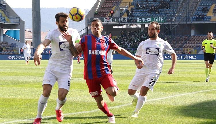 Karabükspor 0 - 3 Akhisarspor maç özeti ve golleri (İZLE)
