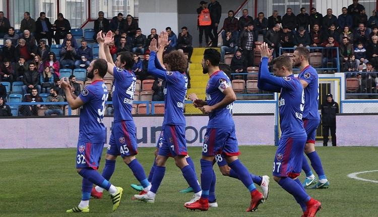Karabükspor 1 - 0 Alanyaspor maç özeti ve golleri İZLE