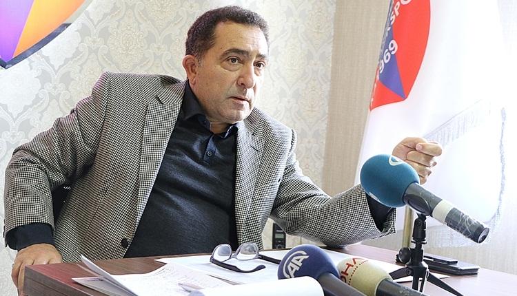 Karabükspor Başkanı Ziya Ünsal: 'Aday olmayacağız'