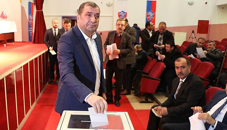 Karabükspor'un yeni başkanı umut saçtı