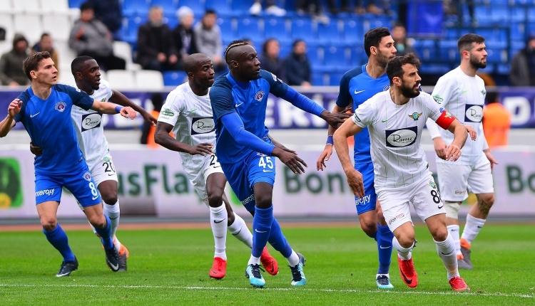 Kasımpaşa 2 - 0 Akhisarspor maç özeti ve golleri İZLE