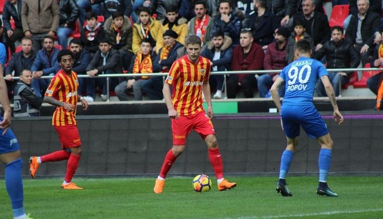 Kayserispor 3-2 Kasımpaşa maç özeti ve golleri (İZLE)