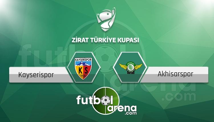 Kayserispor - Akhisarspor maçı saat kaçta, hangi kanalda? (İddaa canlı skor)