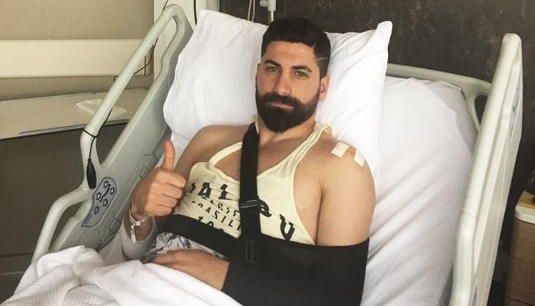 Kayserispor'da Muhammer Yıldırım ameliyat oldu