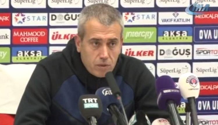 Kemal Özdeş maç sonu Fatih Terim'in hatasını açıkladı