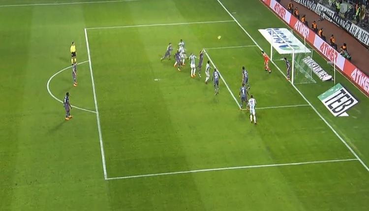 Konyaspor'da Jahovic'in Beşiktaş maçında iptal edilen golü